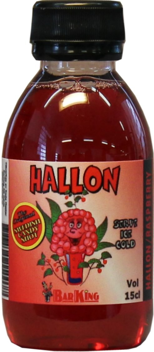 Hallon Shot 15 cl