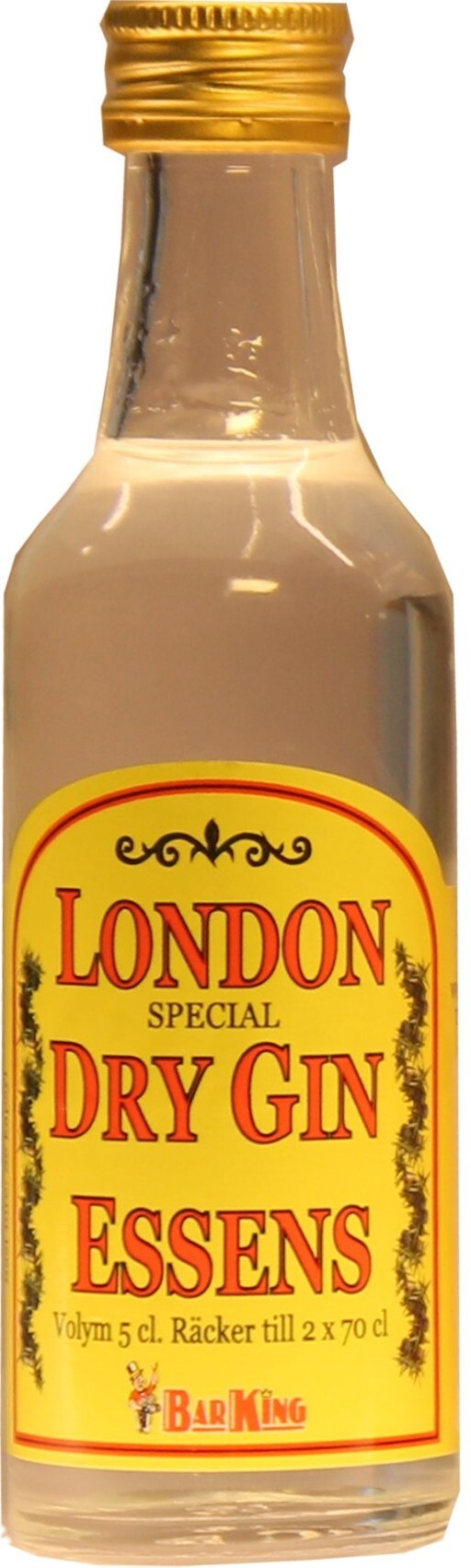 London Dry Gin Essens 5 cl