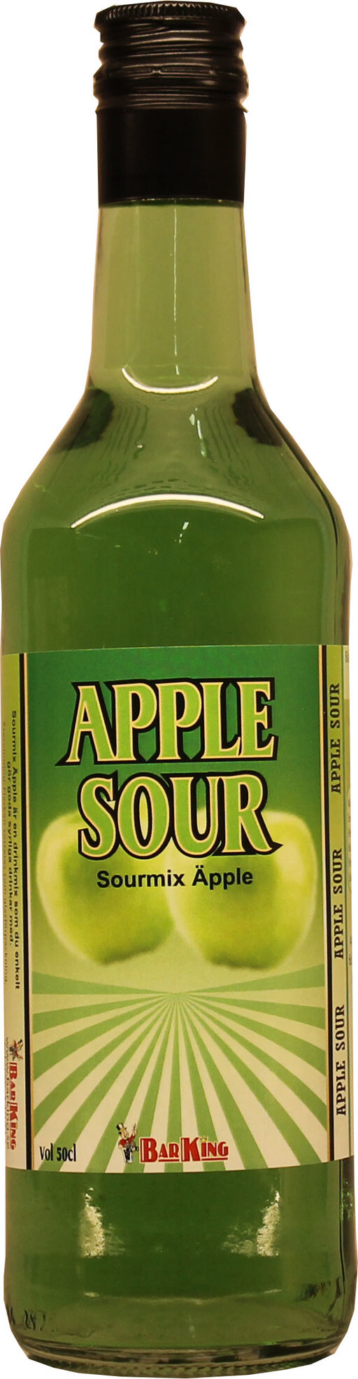 Sourmix Äpple 50cl